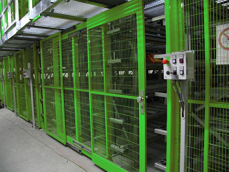 machine afscherming voor de industrie