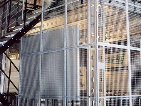 gaasmatten in duurzaam staal