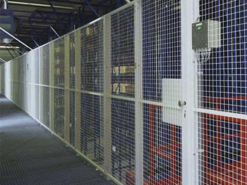 draadmatten voor industriële toepassingen