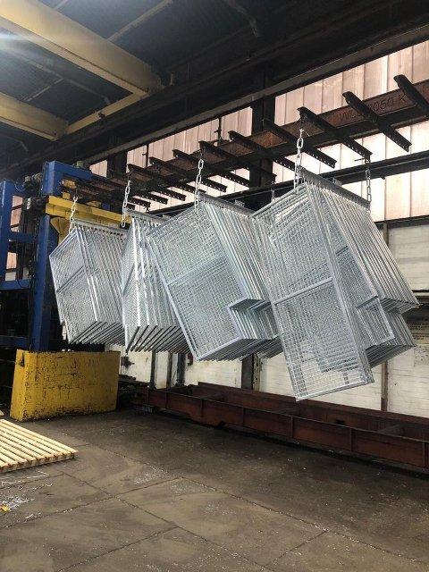 oppervlaktebehandeling staal