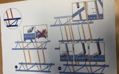 Nieuwe montagehandleiding doorvalbeveiliging Euromaas