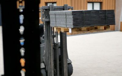 Videoblog over transport gaaspanelen Euromaas BV